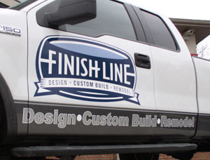 Columbus Ohio Graphics, Lettering & Pinstriping
